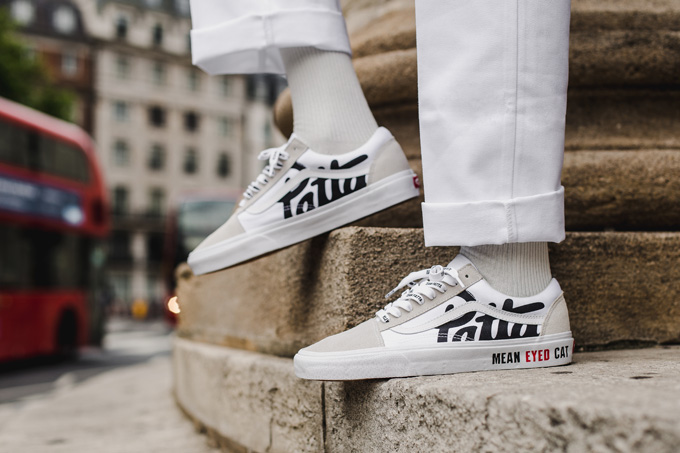 "Vans x Patta ""Mean Eyed Cat"" Old Skool 2017 Collection"