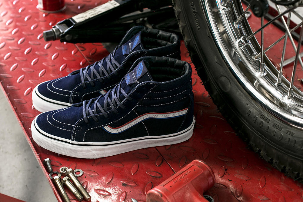 Vault by Vans x Born Free x Blends OG Sk8 Hi LX