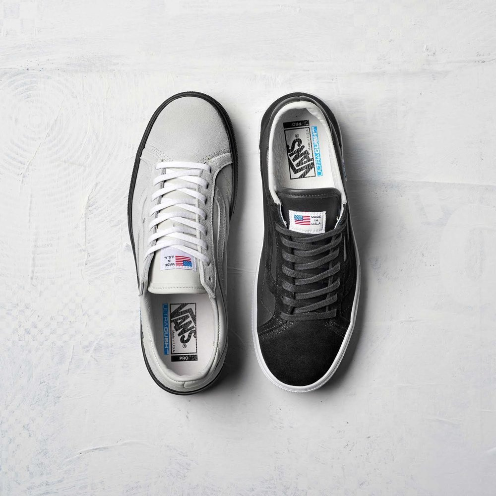 Presenting the Vans Skate Style 113 Pro USA ArcAd