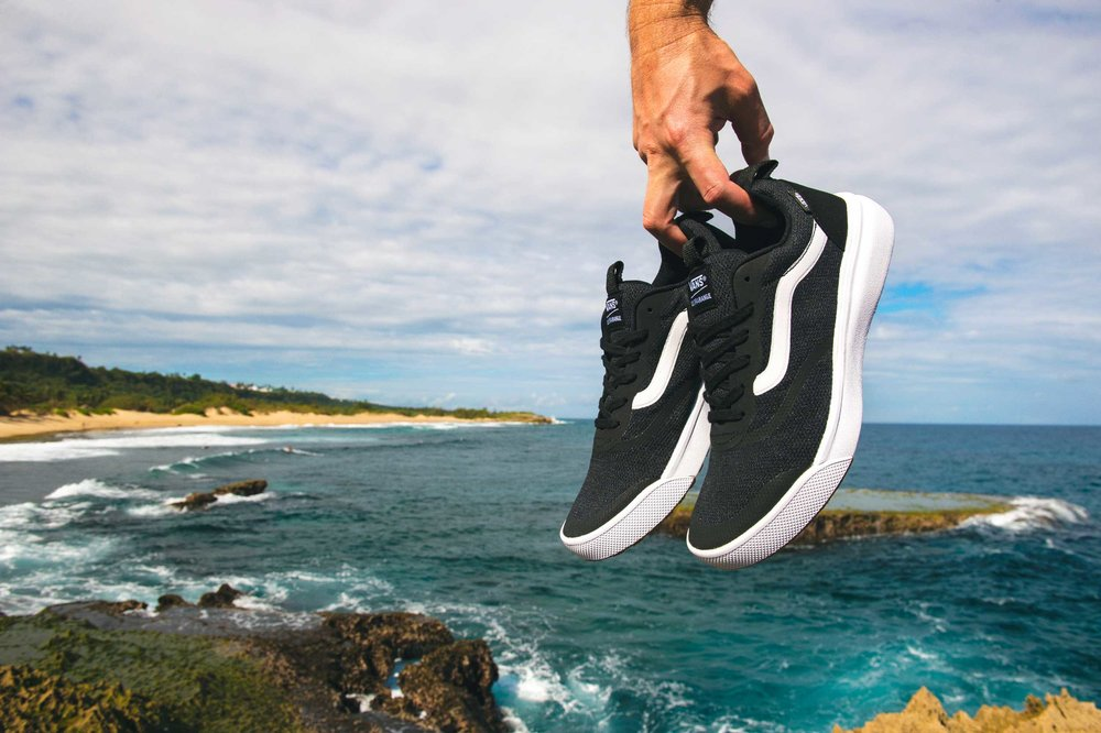 Vans Introduces the UltraRange to the Vans Surf Line