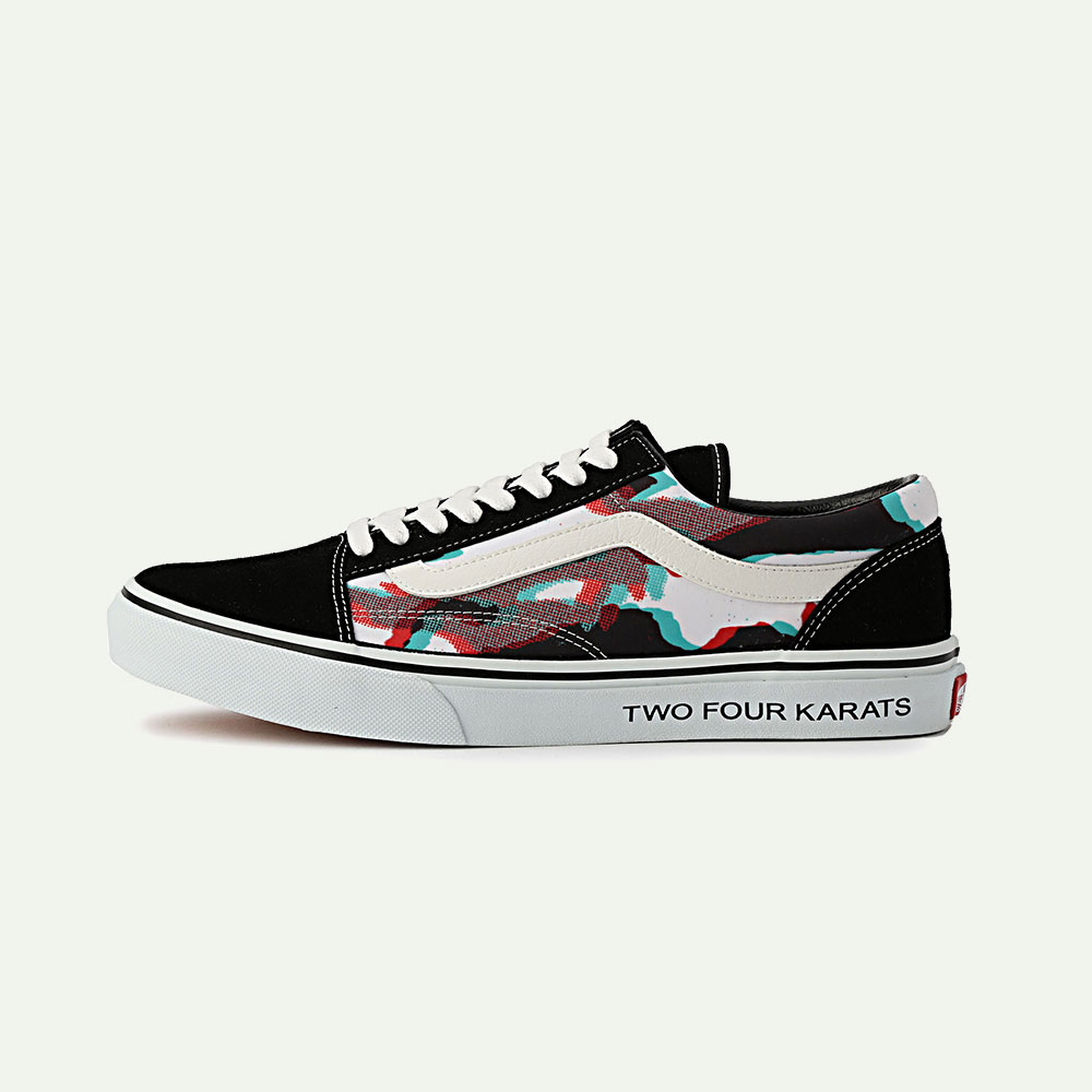 Vans Japan x 24karats Old Skool JP