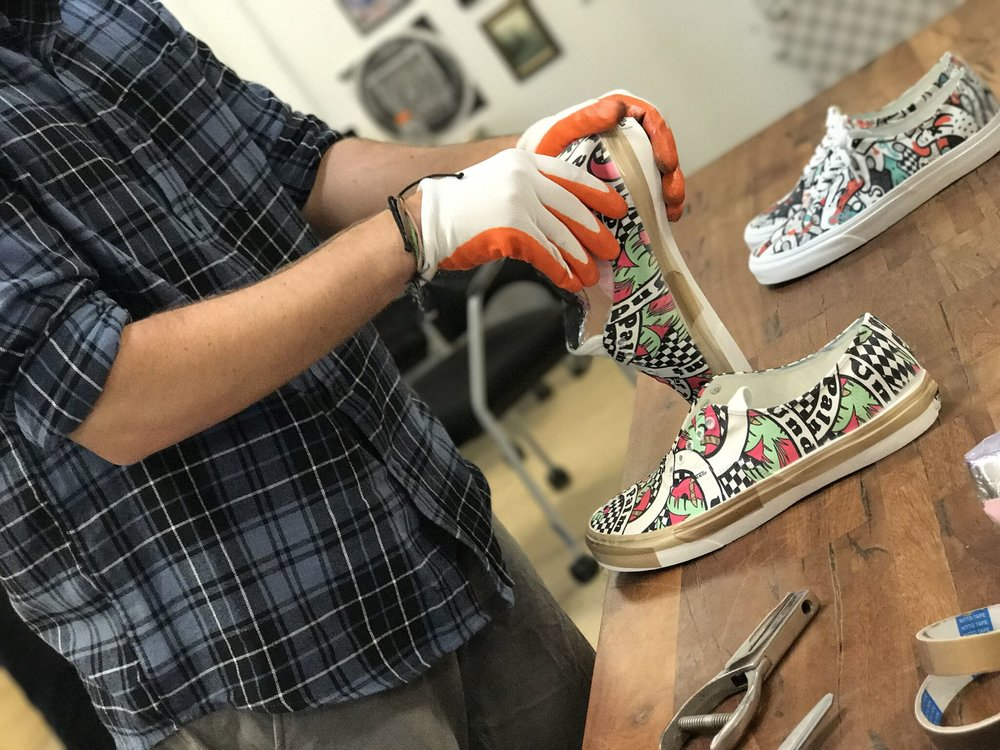 An Inside Look at the New Vans HQ in Costa Mesa