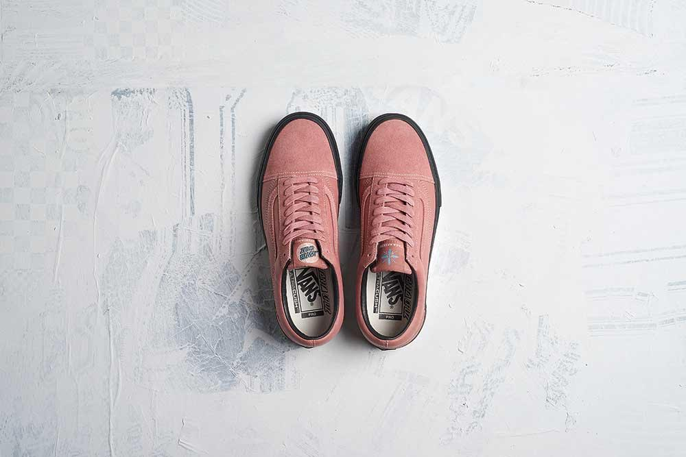 Vans Pro Skate ArcAd x Taka Hayashi x Santa Cruz Skateboards Collection