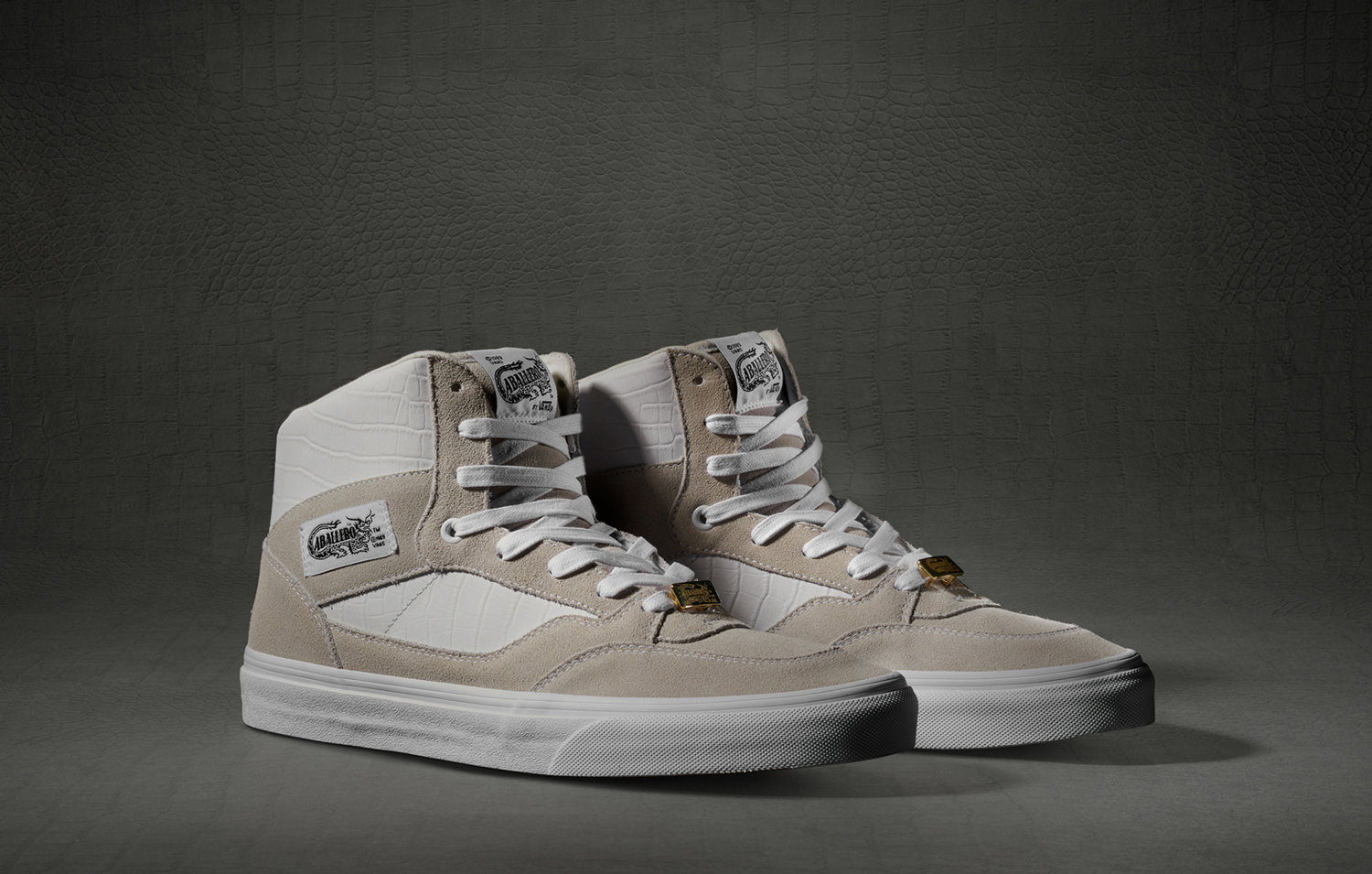 da0b048a5bc3 Vans updates the legendary Full Cab — strictly waffles.