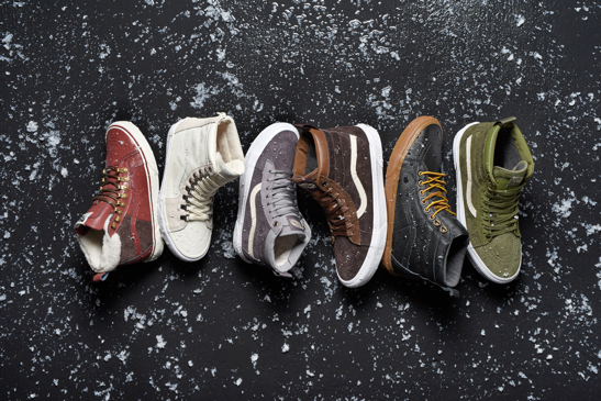 cf483c0cb470 Vans Introduces New Silhouettes for Their MTE Collection — strictly ...