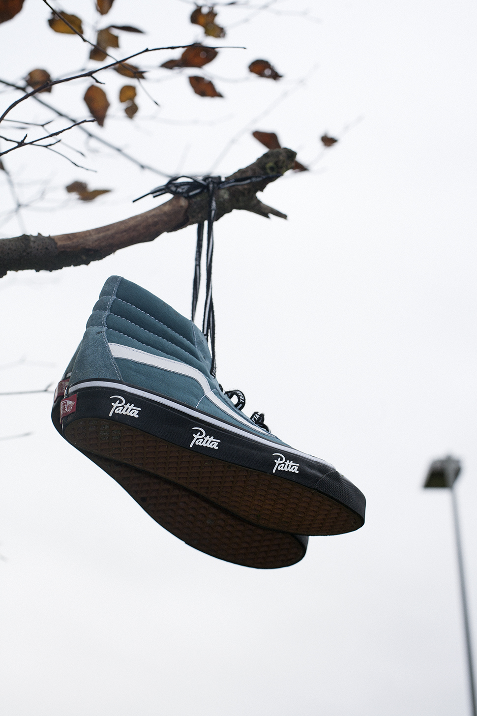 Vans x Patta Sk8 Hi Collection