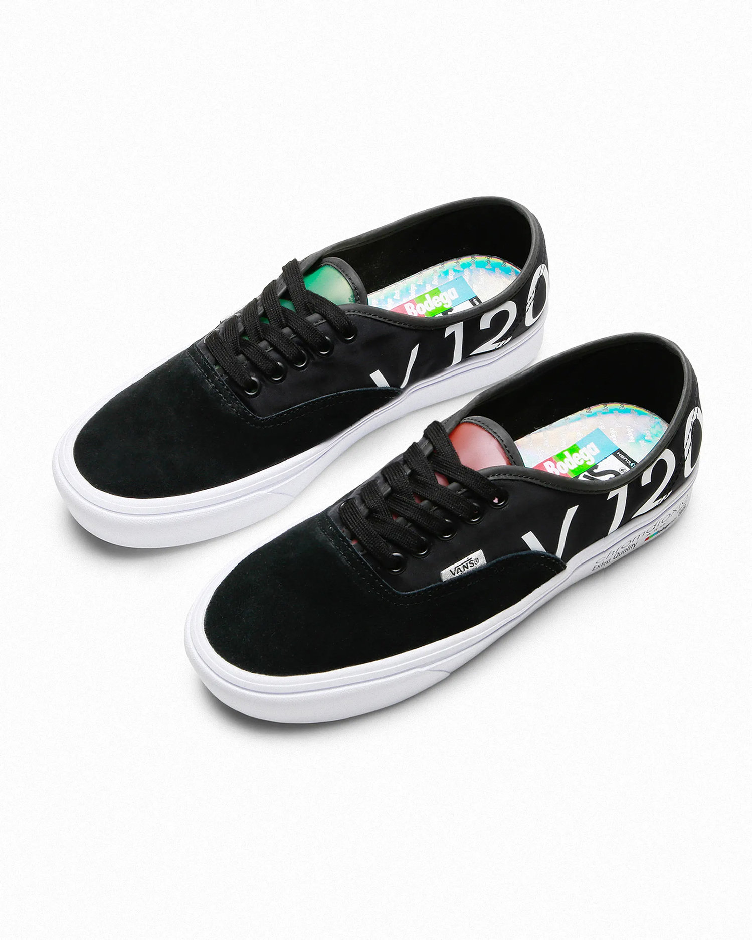 a86c14b6967 Vault by Vans x Bodega Authentic ComfyCush LX  Blank Tapes ...