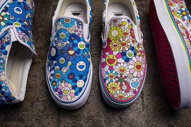 In a video for @complex, @wherearetheavocados talked sneakers & praised @takashipom. Then she said men who wear Vans have small penises. We'll just leave these here. Yikes. #StrictlyWaffles #Vans #toxicmasculinity  ______ #since66 #strictlyvans #underthepalms #otws #offthewall #vans #Vans66 #vanscollector #vanshead #wheremyvansgo #vanslife #wdywt #sneakers #theauthenticera #igsneakercommunity #waffleloversclub #somedaysiminmyvans