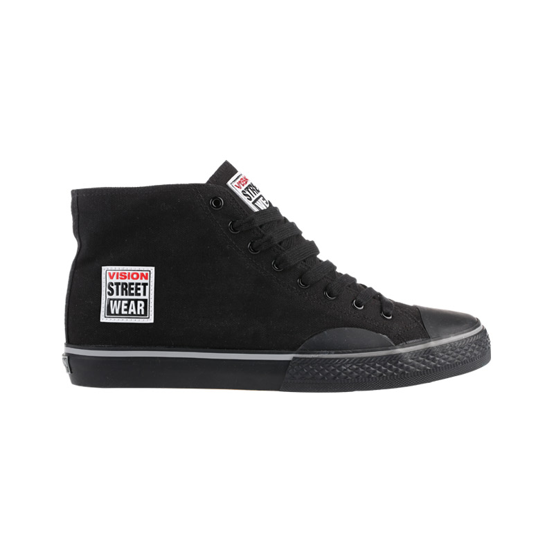 Canvas High // Black