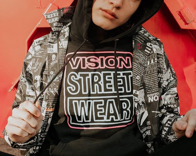 a vision in vision #visionstreetwear