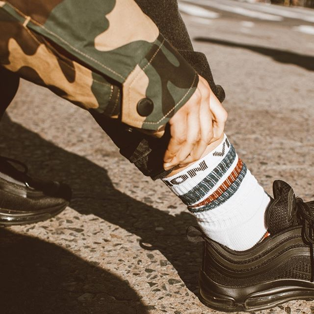 vision down to the socks #visionstreetwear