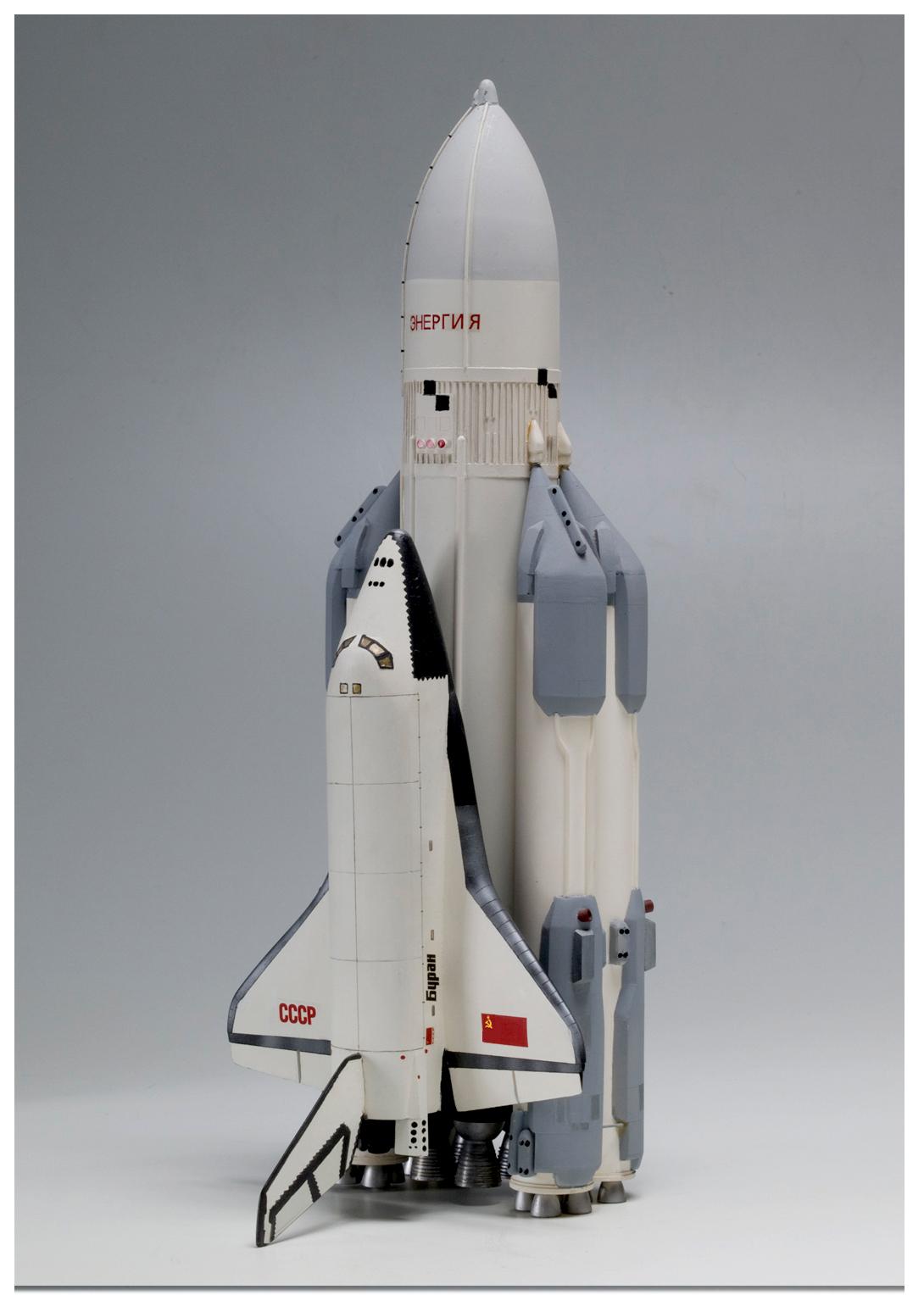 Energiya /& Buran spacecraft decal 1\144