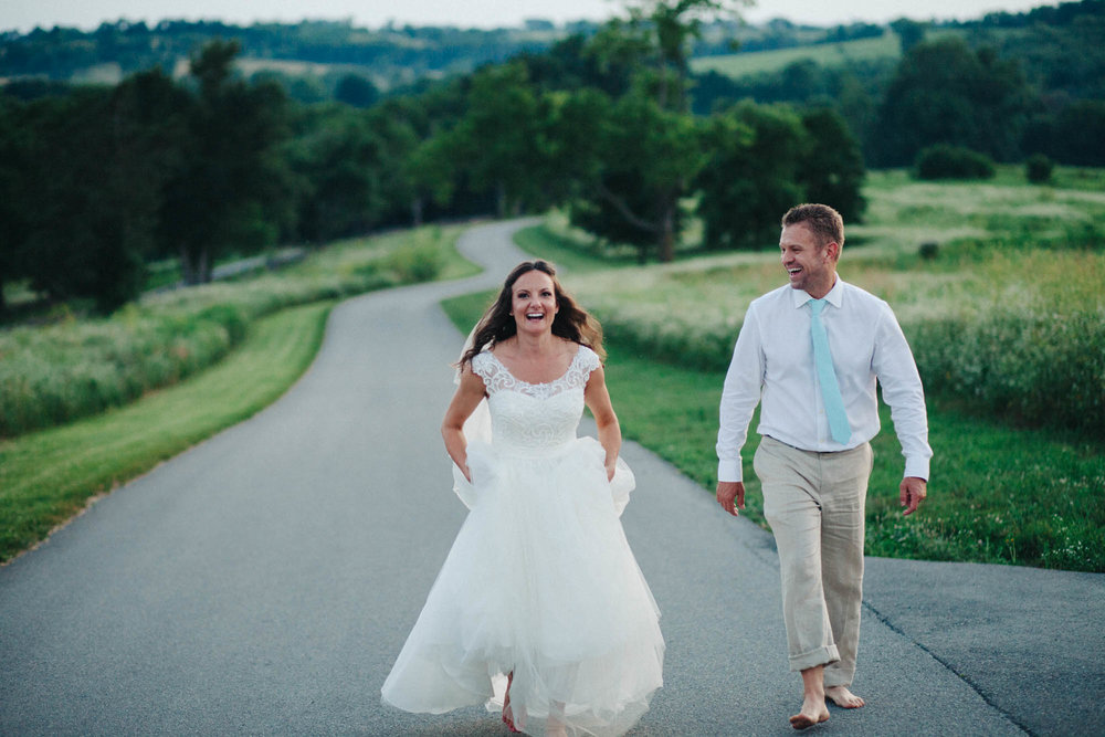 Meghan & Courtney | Intimate Wedding at Shaker Village