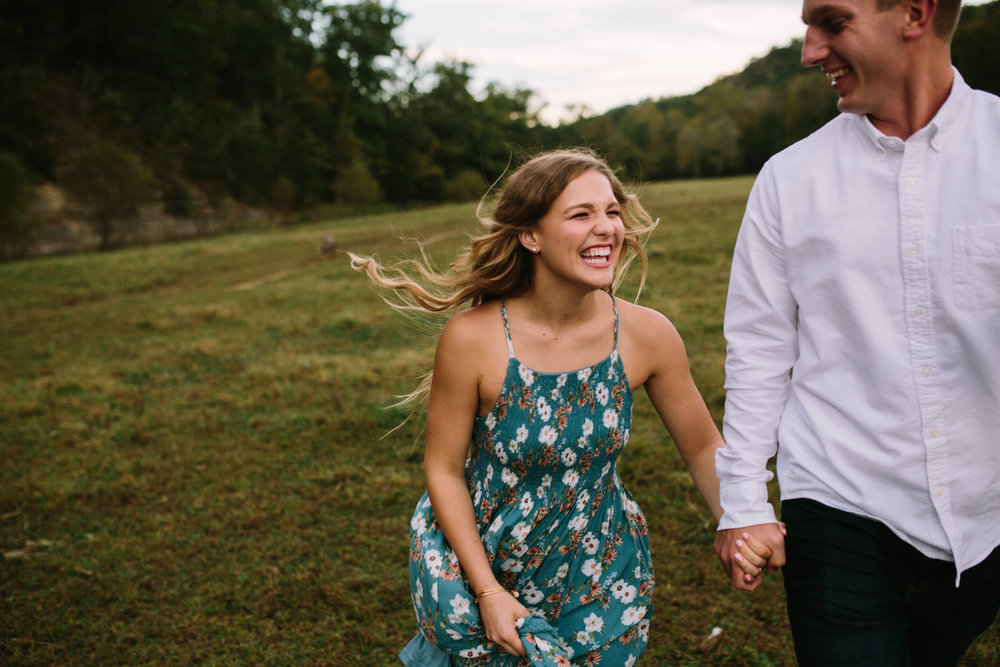 Colombia, Kentucky Farm Engagement Session