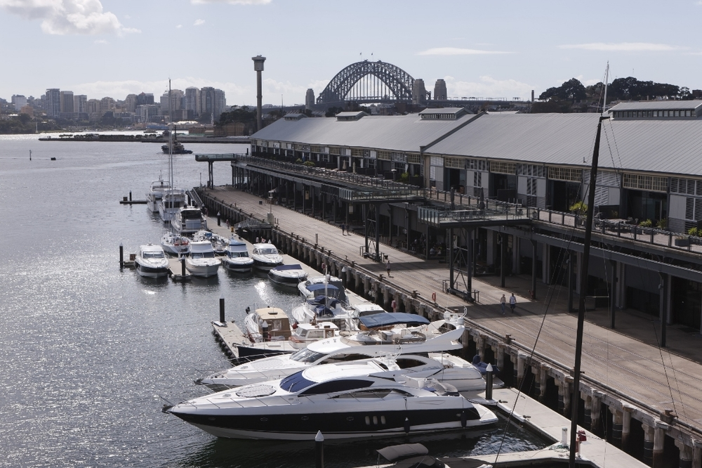 Jones Bay Marina - Sydney