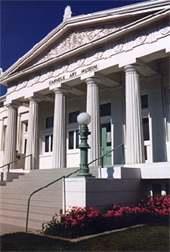 Carnegie Art Museum in Oxnard