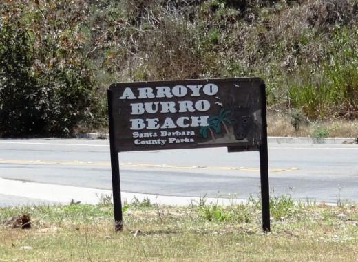 Arroyo burro beach wedding