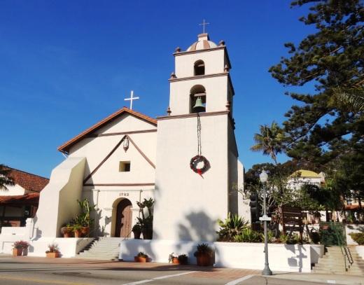 San Buenaventura Mission In Ventura Conejo Valley Guide Conejo Valley Events