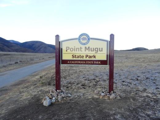 Point Mugu State Park Conejo Valley Guide Conejo