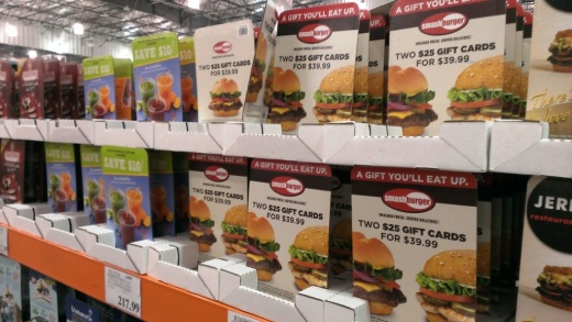 Buy Gift Cards at Costco and Save a Lot of Money Elsewhere ...