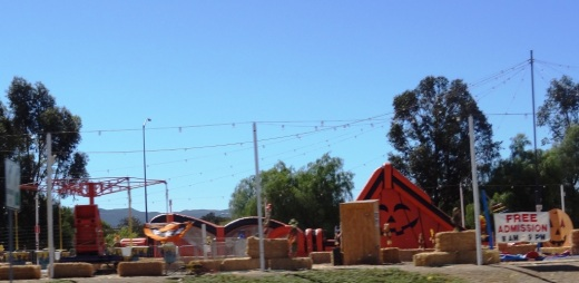Stu Miller's Pumpkin Patch just east of the Simi Valley Town Center