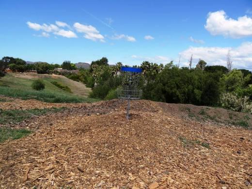 Rabbit Flats Disc Golf Course in Thousand Oaks
