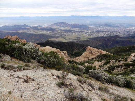 Views from near Boney Peak