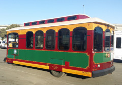 City Of Camarillo Provides Free Trolley Bus Service Seven Days A