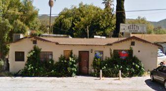 The former Akrey's Tavern.