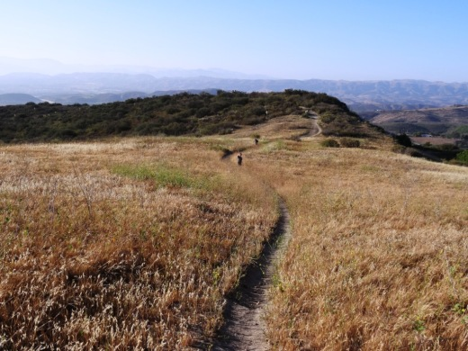 Sunset Hills Trail in Thousand Oaks.