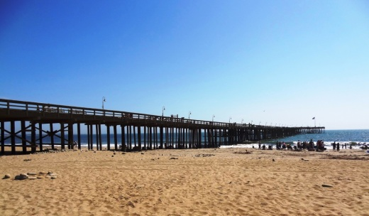 Eleven of my favorite things to do in and around the city for Ventura pier fishing