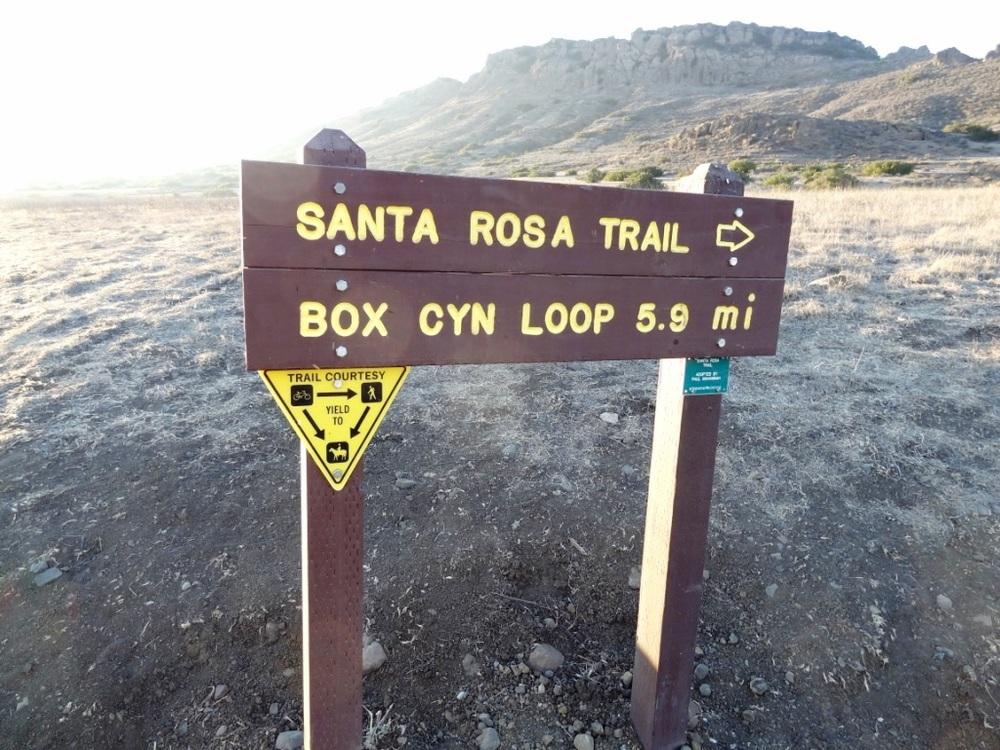 Box Canyon Loop Trail