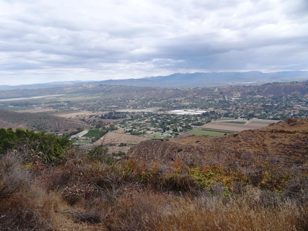 Views of Santa Rosa Valley