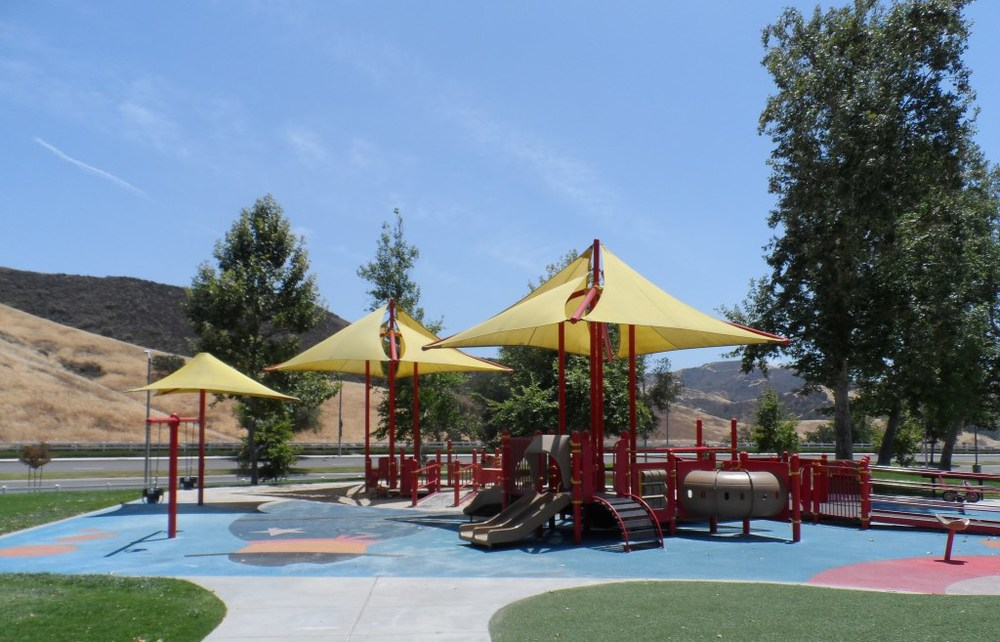 Gates Canyon Park in Calabasas