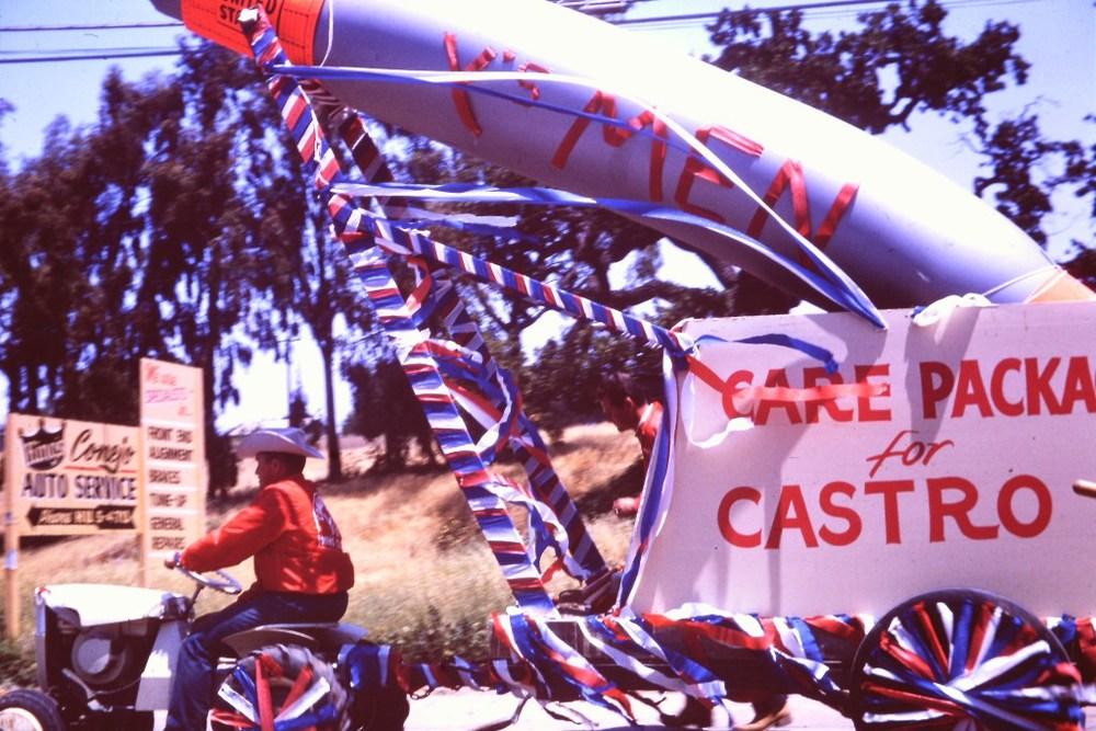 Photo from 1963 Conejo Valley Days Parade