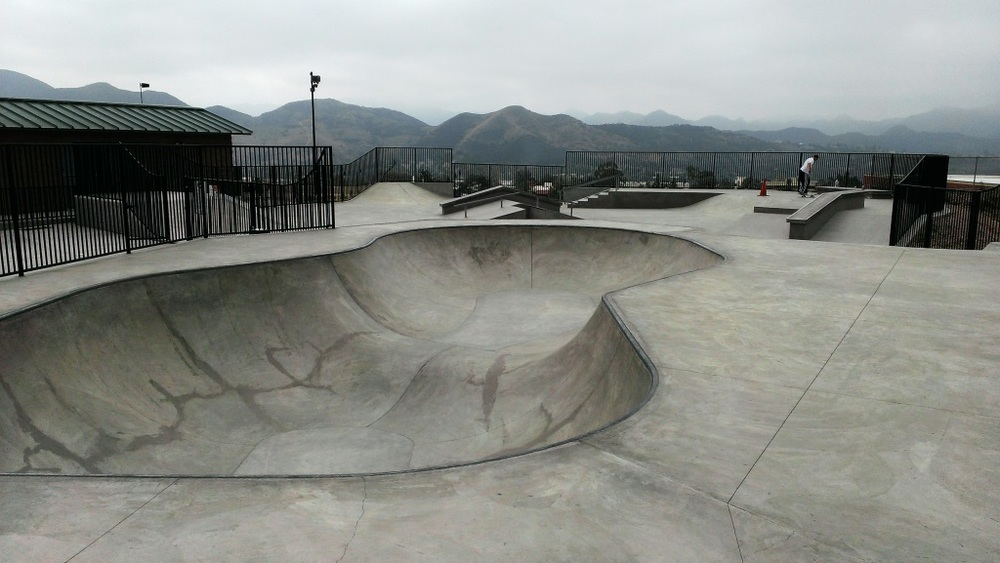 Skate park at Westlake Village Community Park is open to the public