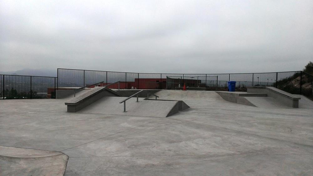 Westlake Village Community Park Skate Park