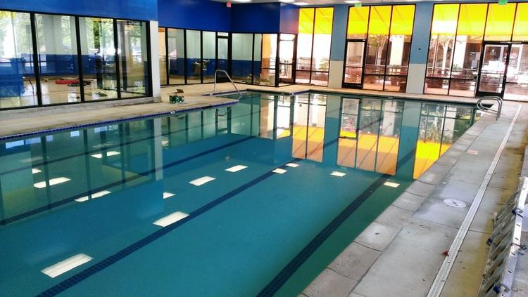Water Wings Swim School Pool
