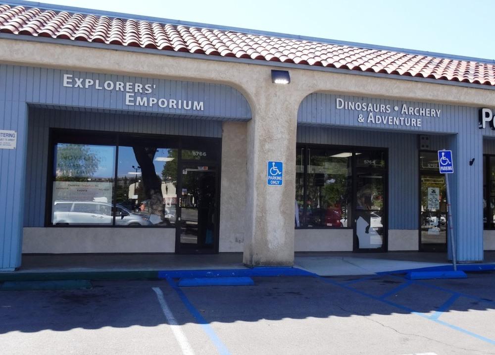Explorers' Emporium Simi Valley