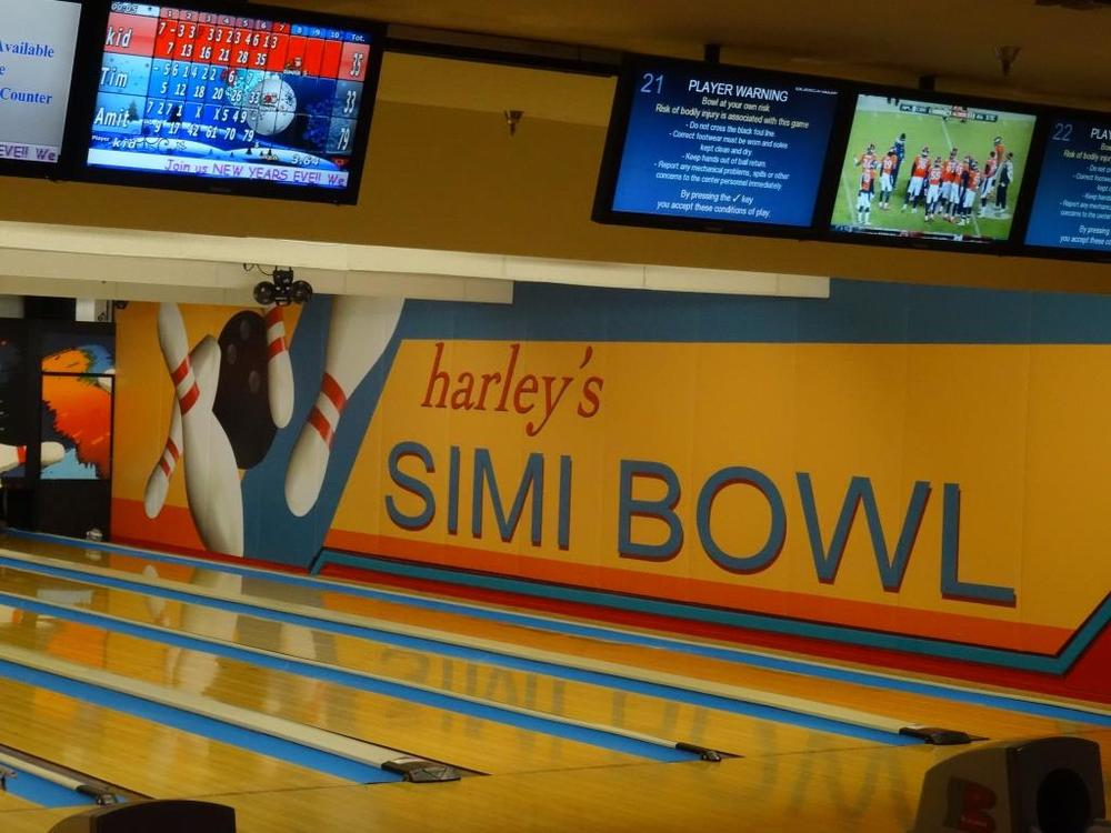 Harleys Bowling Centers