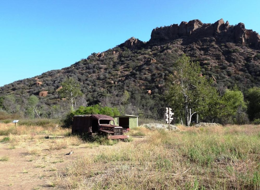 "Yet another ""must do"" in the Agoura Hills area is the hike the old M*A*S*H TV series set in Malibu Creek State Park."