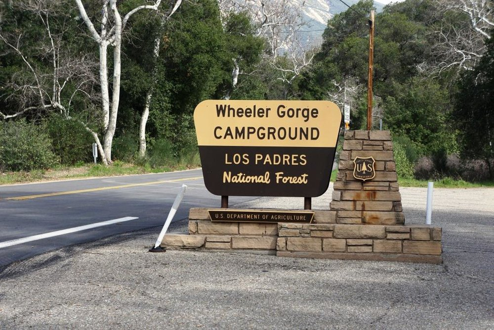 More on local campgrounds in and around Ventura County at   THIS LINK  .