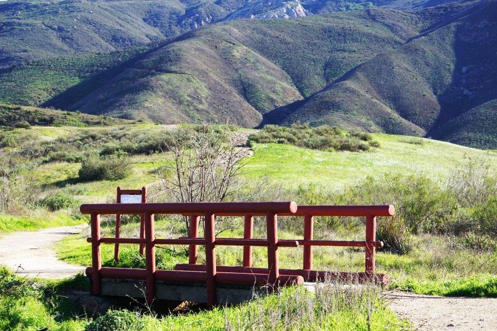 Rancho Sierra Vista / Satwiwa in Newbury Park
