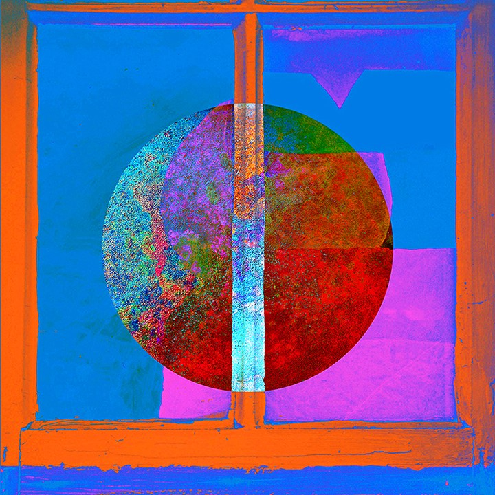 """Window to Orb""  by Janet Milhomme"