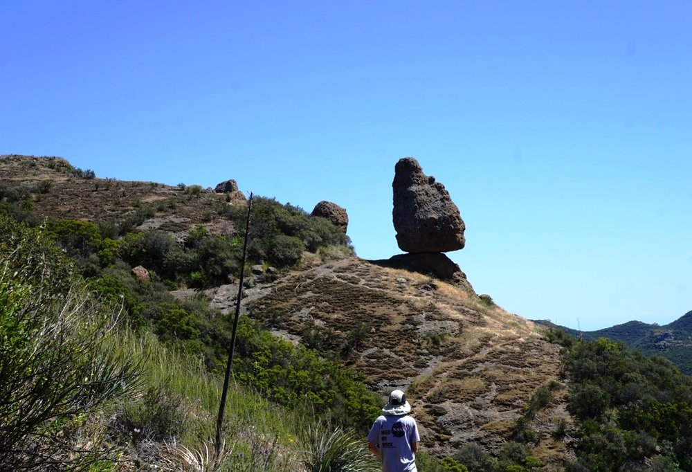 Balanced Rock is amazing to see from all angles, from both far away and up close.