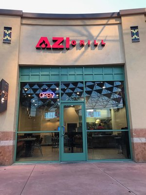 Janss Marketplace Is Proud To Announce The Opening Of Azi Grill On Wednesday August 16 At Shopping Center Located Off Moorpark Exit 101