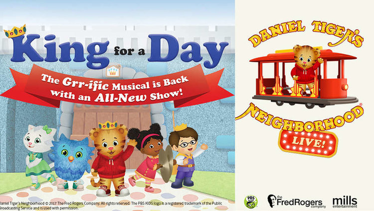 Discounted Tickets to Daniel Tiger\'s Neighborhood Live! in ...
