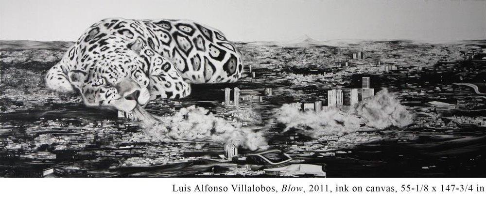 Luis Alfonso Villalobos, Blow, 2011.jpg