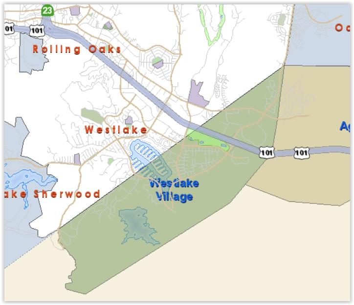 Westlake Village Map.JPG