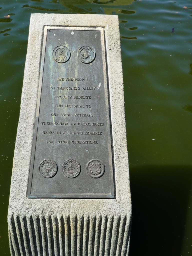 Conejo Valley Vets Memorial.JPG